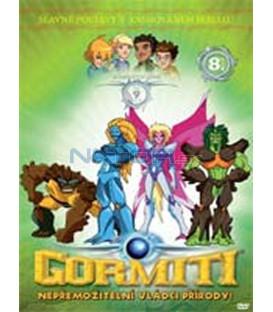 Gormiti – 8. DVD (Gormiti)
