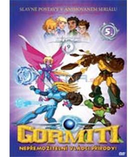 Gormiti – 5. DVD (Gormiti)