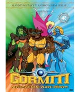 Gormiti – 4. DVD (Gormiti)