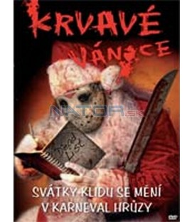 Krvavé Vánoce – SLIM BOX (Don´t Open till Christmas)