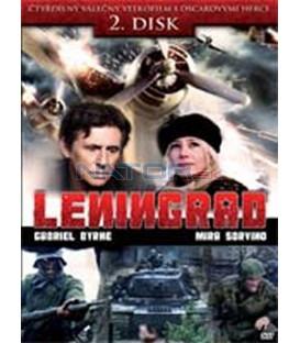 Leningrad – 2. DVD (Leningrad) – SLIM BOX