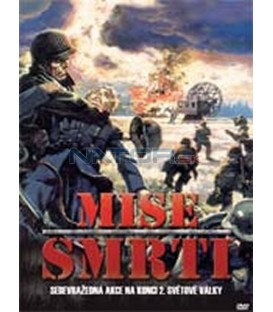 Mise smrti DVD (Mission to Death)