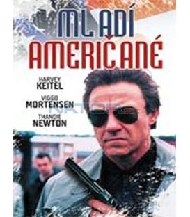 Mladí Američané (Young Americans) DVD