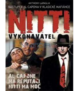 Nitti Vykonavatel (Nitti: Enforcer) DVD