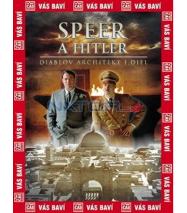 Speer a Hitler 1. díl - Ďábelský architekt (The Speer and Hitler: Devils Architect) DVD