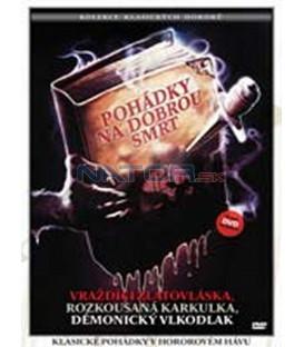 Pohádky na dobrou smrt (Deadtime Stories) DVD