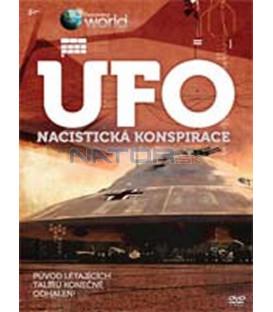 UFO: Nacistická konspirace (Nazis UFO Conspiracy) DVD