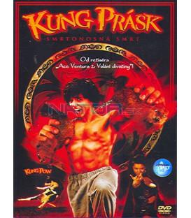 Kung prásk: Smrtonosná smrt (Kung Pow: Enter the Fist) DVD
