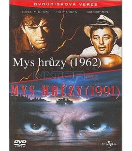 Mys hruzy 1962/1991 2DVD (Cape Fear)