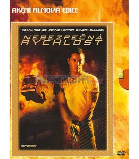 Nebezpečná rychlost - žánrová edice (Speed) DVD