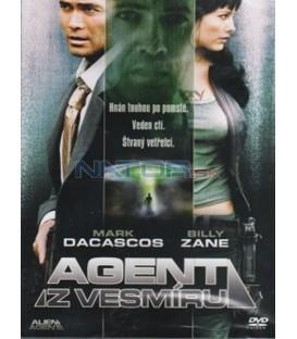 Agent z vesmíru  (Alien Agent)
