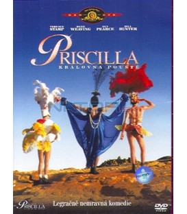Priscilla, Královna pouště (The Adventures of Priscilla, Queen of the Desert)