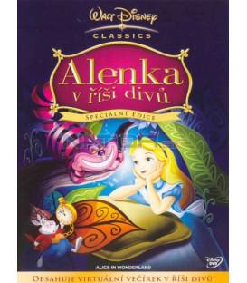 Alenka v říši divů S.E. animovaná  (Alice In Wonderland)