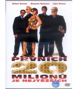 Prvních 20 milionů je nejtěžších (First $20 Million Is Always the Hardest) DVD