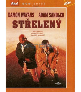 Střelený (Bulletproof) DVD