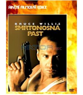 Smrtonosná past - žánrová edice (Die Hard) DVD
