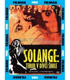 Solange: Teror v dívčí škole DVD (What Have They Done to Solange?)