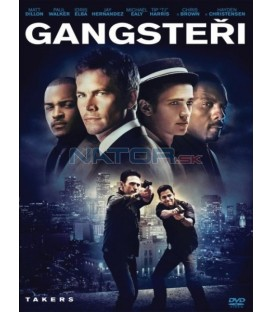 Gangsteři 2010 (Takers)