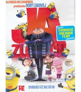 Já, padouch / Ja zloduch  - animovaný (Despicable Me) DVD