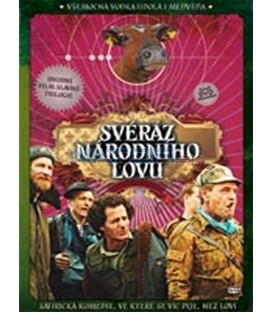 Svéráz národního lovu (Osobennosti nacionaľnoj ochoty) DVD