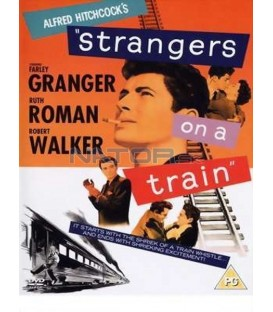 Cizinci ve vlaku (Strangers on a Train) DVD
