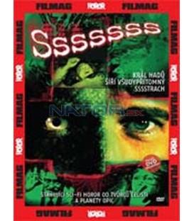Sssssss DVD (Sssssss)