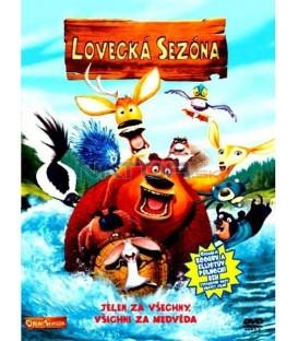 Lovecká sezóna (Open Season) DVD