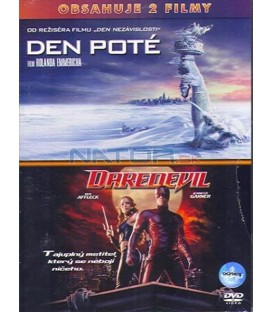 Den poté + Daredevil 2DVD (Day after Tomorrow / Daredevil)