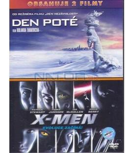 Den poté + X-Men 2DVD (Day after Tomorrow / X-Men)
