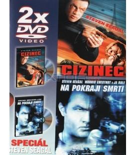 Cizinec, Na pokraji smrti-Steven Seagal 2 DVD (The Foreigner, Half Past Dead)