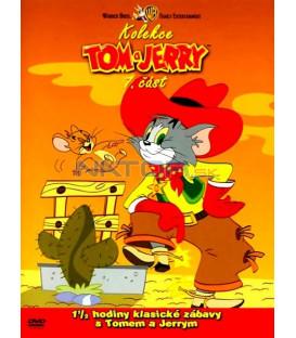 Tom a Jerry kolekce 7.část DVD (Tom & Jerrys Classic Collection 7)