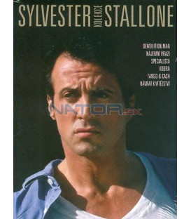 Kolekce Sylvester Stallone 6DVD