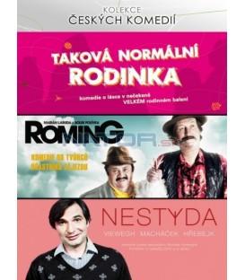 Kolekce České komedie 3 DVD