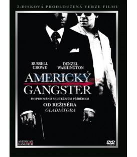 Americký gangster - speciální edice 2 DVD (American Gangster)