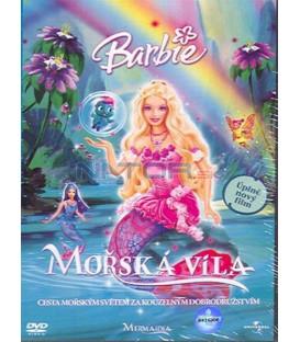 Barbie mořská víla (Barbie: Mermaidia) DVD