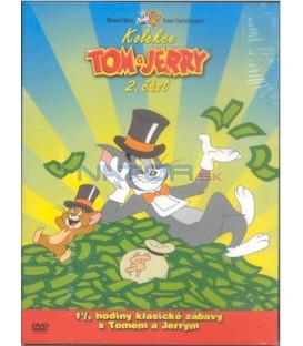 Tom a Jerry kolekce 2.část DVD (Tom & Jerrys Classic Collection 2)