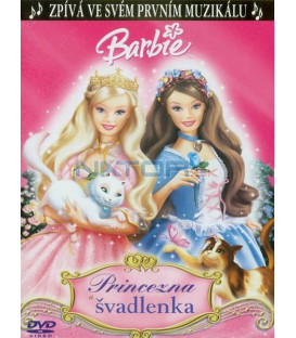 Barbie Princezna a švadlenka (Barbie as the Princess and the Pauper) DVD