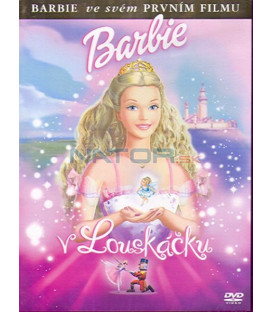 Barbie v Louskáčku (Barbie in the Nutcracker) DVD