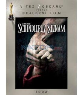 Schindlerův seznam (Schindlers List) DVD