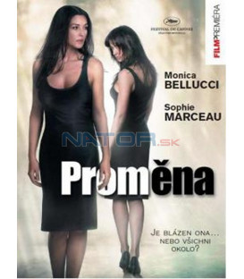 Proměna (Dont Look Back) DVD
