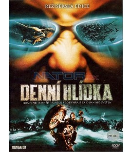 Denní hlídka (Дневной Дозор/Dněvnoj dozor) DVD