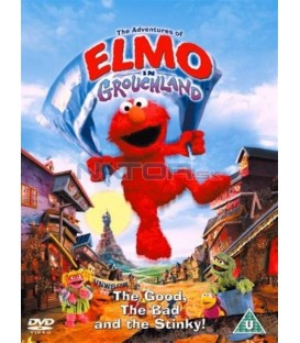 Elmo v Zemi mrzoutů (The Adventures of Elmo in Grouchland)