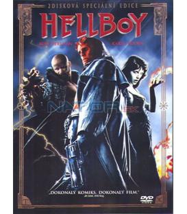 Hellboy 2004 DVD
