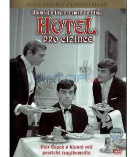 Hotel pro cizince DVD