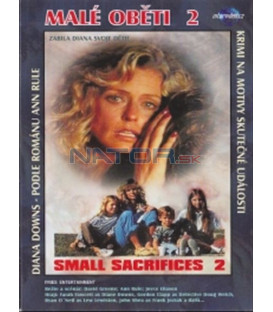 Malé oběti 2 (Small Sacrifices 2) DVD
