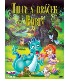 Tilly a dráček Robin (Tales of Tillies Dragon, The) DVD