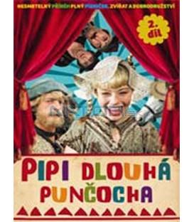 Pipi Dlouhá punčocha – 2. díl (Peppi Dlinnyychulok) - SLIM BOX