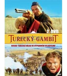 Turecký gambit – 2. DVD