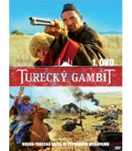 Turecký gambit – 1. DVD
