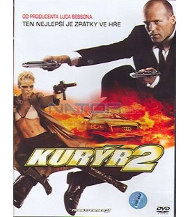 Kurýr 2 (Transporter 2) DVD